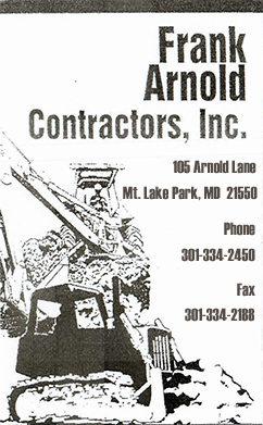 Frank Arnold Contractors, Inc.